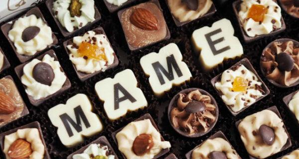 Всё будет в шоколаде! 10 сладких альтернатив надоевшим подаркам ко Дню матери и другим праздникам
