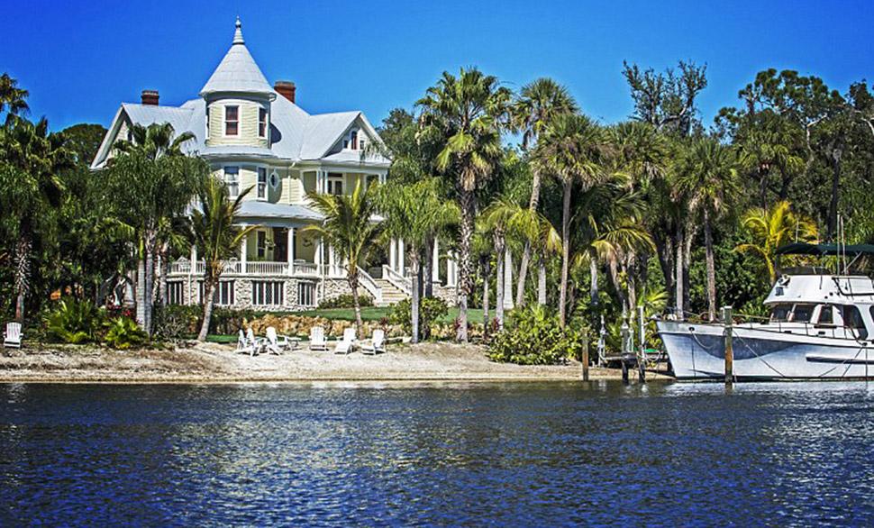 Пара купила викторианский особняк за один доллар, а теперь он стоит 2,4 миллиона долларов