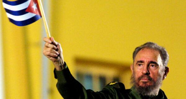 Фидель Кастро скончался в возрасте 90лет