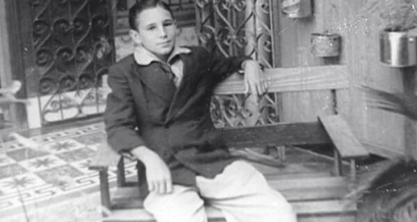15 редких фотографий Фиделя Кастро в детстве и юности