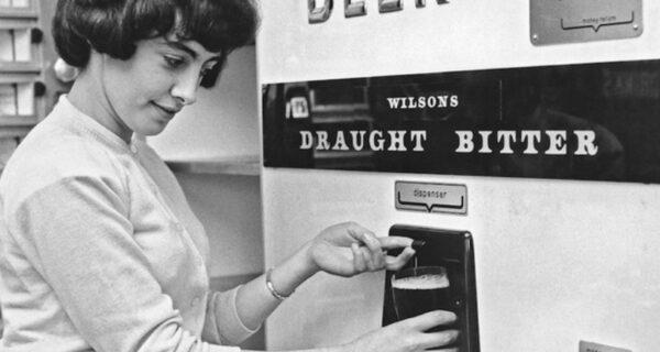 Все на продажу: самые необычные торговые автоматы
