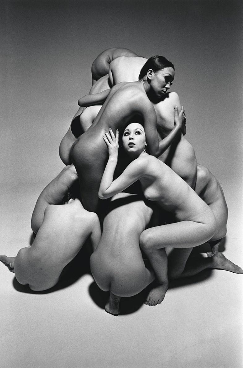 Художественная фотография лесбиянок 9