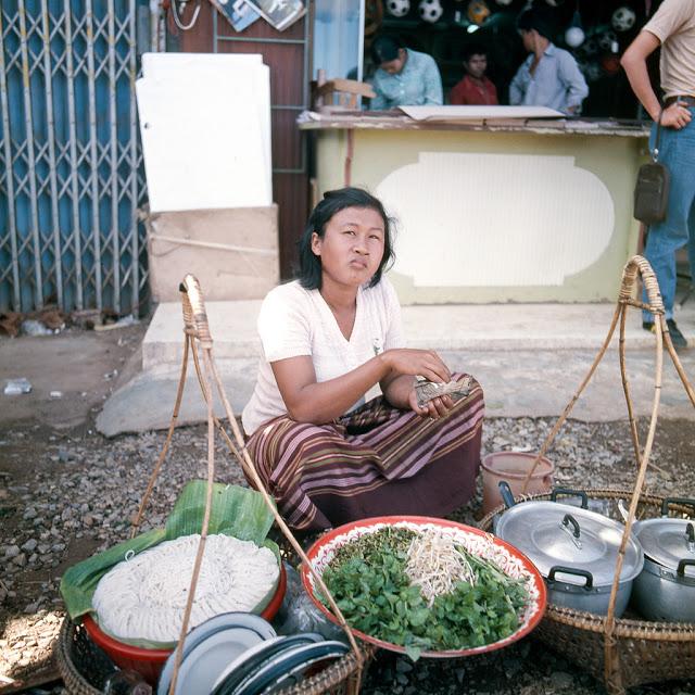Яркие снимки повседневной жизни Таиланда в 1970-х