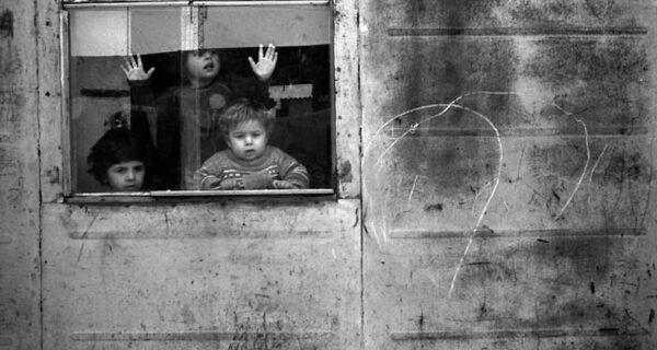 «Домики» Армении после Спитакского землетрясения 1988года