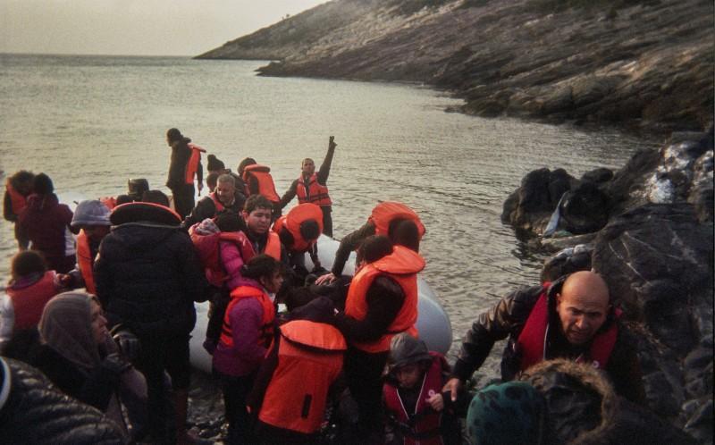 Кризис мигрантов в Европе глазами самих мигрантов