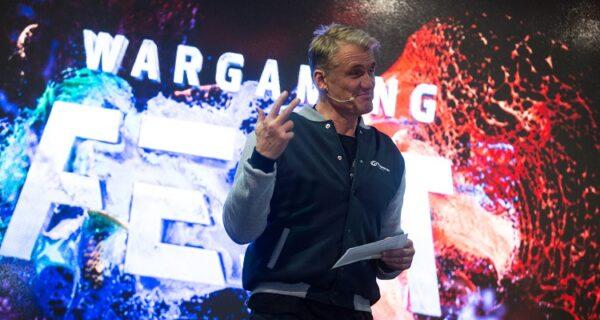 WG Fest: Дольф Лундгрен, новая песня «Мумий Тролль» и турнир лучших команд по World ofTanks