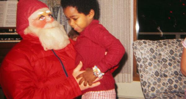 Фото с Санта-Клаусом из прошлого, которые заставят бояться этого мужика с бородой изваты