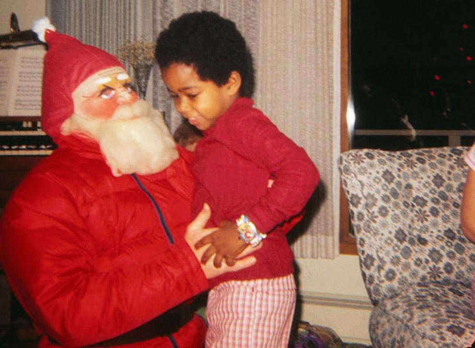 Фото с Санта Клаусом из прошлого, которые заставят бояться этого мужика с бородой из ваты