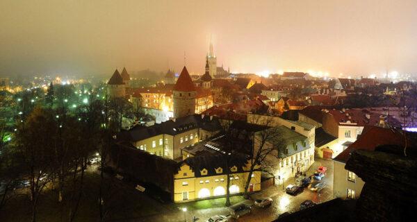 До Таллина недалеко