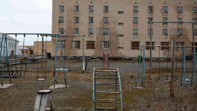 Тайна заброшенного поселка посреди Северного Ледовитого океана фото