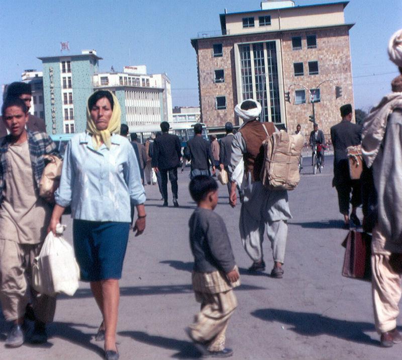 Каким был Афганистан 50 лет назад