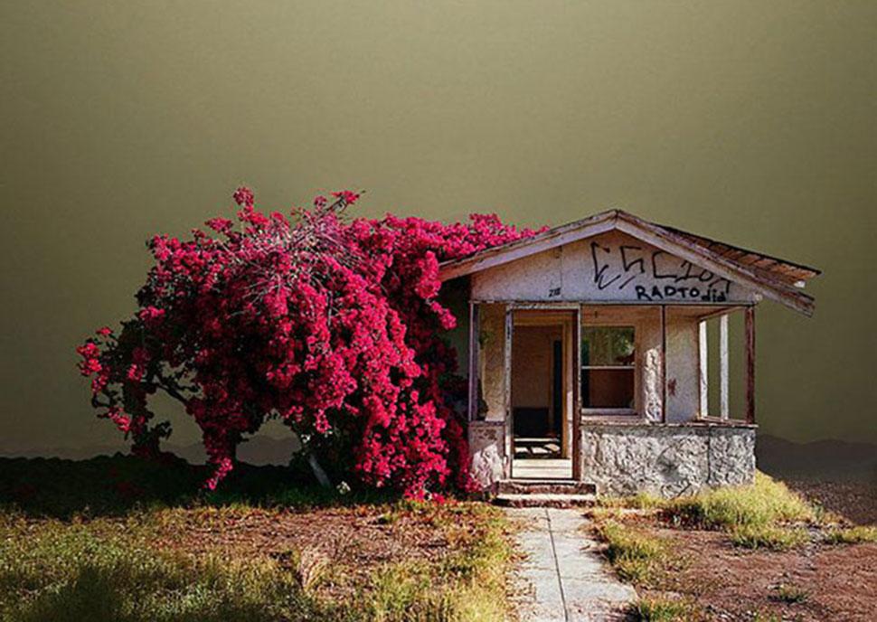 Забытые уголки в пустыне Калифорнии