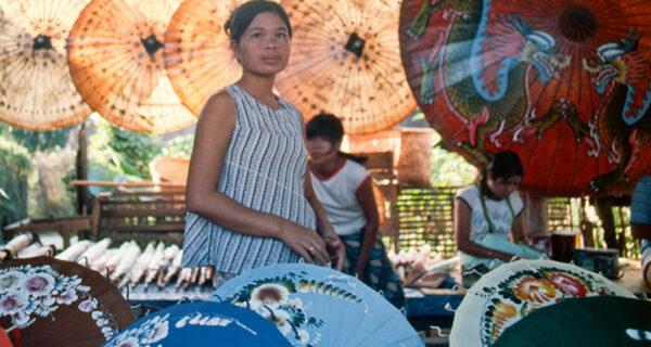 Яркие снимки повседневной жизни Таиланда в 1970‑х