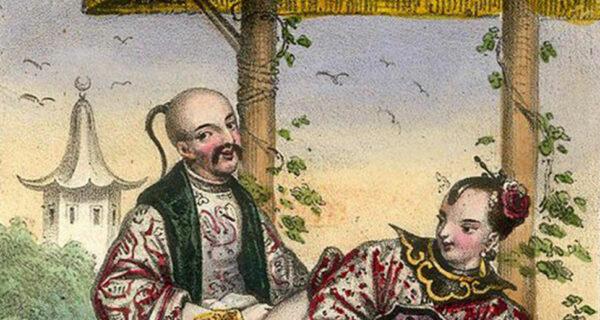 Сексуальное кругосветное путешествие в XIX веке по миниатюрам Ашиля Девериа