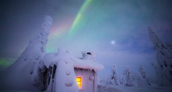 20 причин, почему Лапландия — самое волшебное место, чтобы справлять Новыйгод