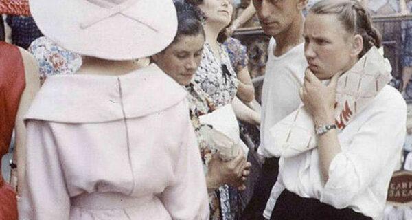 Christian Dior: как прошел первый визит в Москву в 1959году