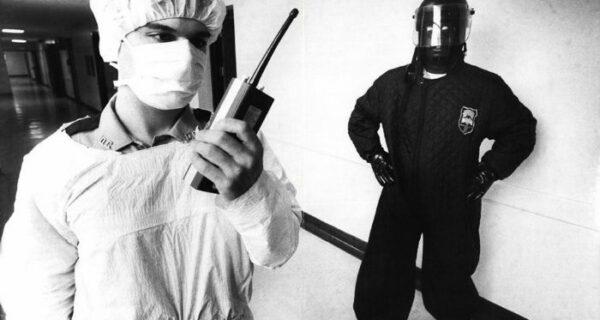 21 пугающая фотография 80‑х годов, когда мир узнал оСПИДе