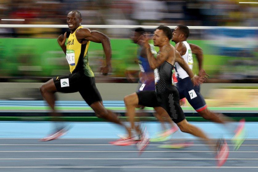*** BESTPIX *** Athletics - Olympics: Day 9