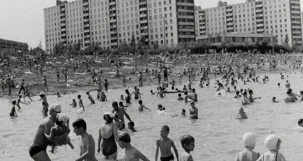Москва Юго-Западная в 1970‑х годах