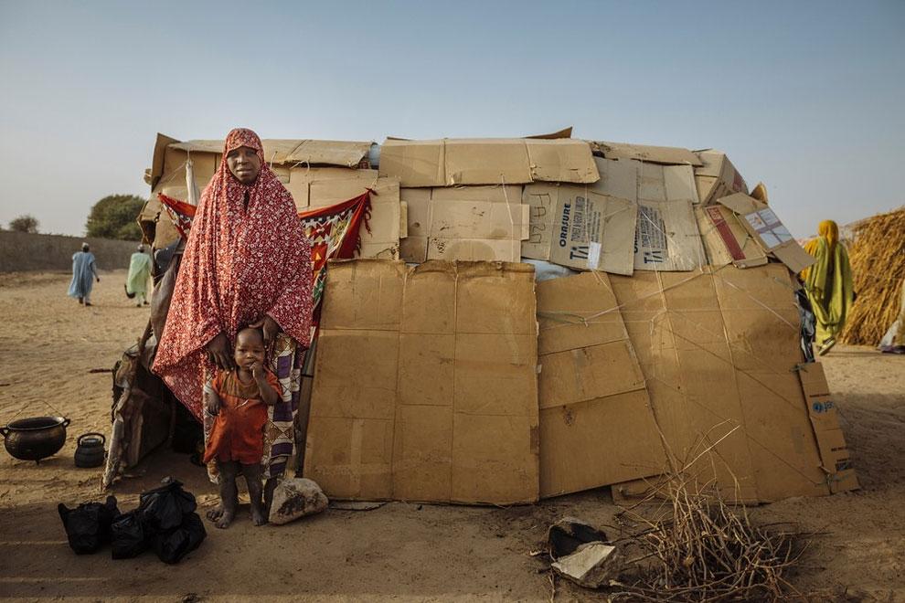 Дома беженцев: выживание вместо жизни