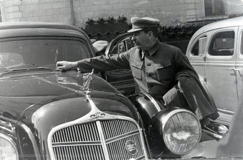 Личный бронеавтомобиль Сталина: жизнь после смерти