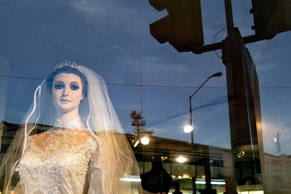 1140 - Паскуалита: магазин свадебных платьев мертвой невесты