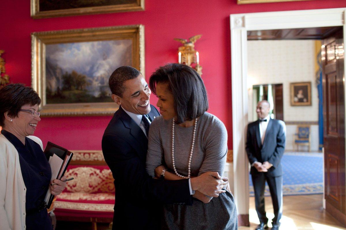 От чего плачет Обама: история любви Барака и Мишель