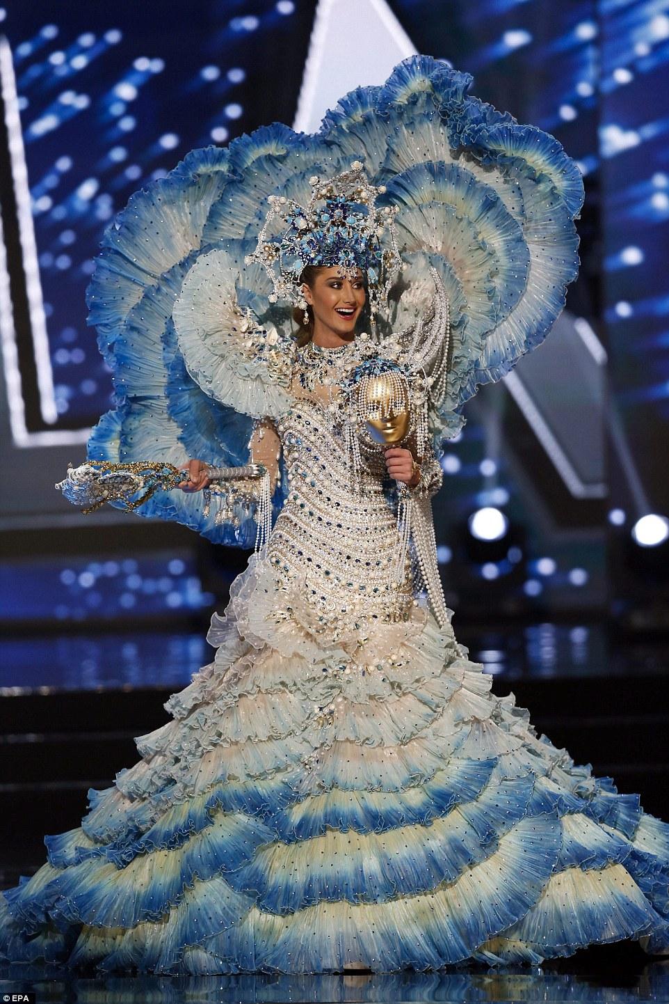 Участницы конкурса мисс вселенной 2017