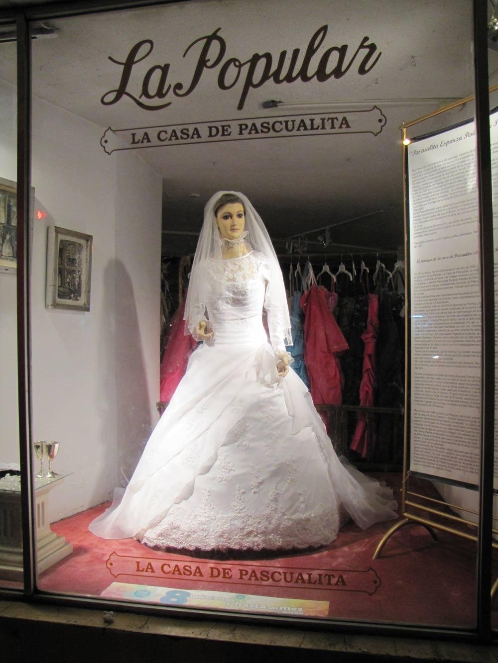 288 - Паскуалита: магазин свадебных платьев мертвой невесты