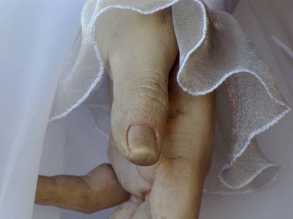 446 - Паскуалита: магазин свадебных платьев мертвой невесты