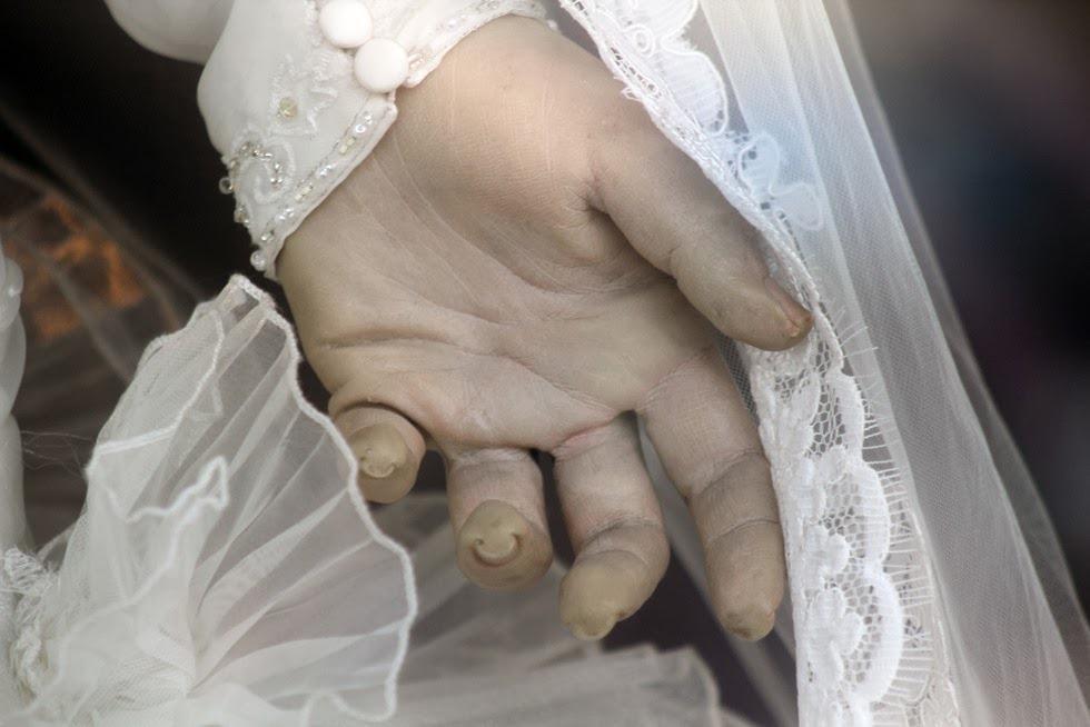 537 - Паскуалита: магазин свадебных платьев мертвой невесты