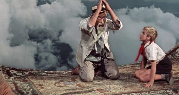 Как создавали спецэффекты для фильма «Старик Хоттабыч»