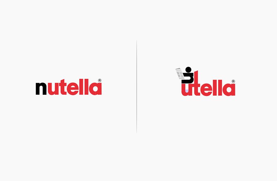 logos affected by their products funny rebranding marco schembri 19  880 - Как бы выглядели логотипы брендов, если бы они соответствовали своей продукции