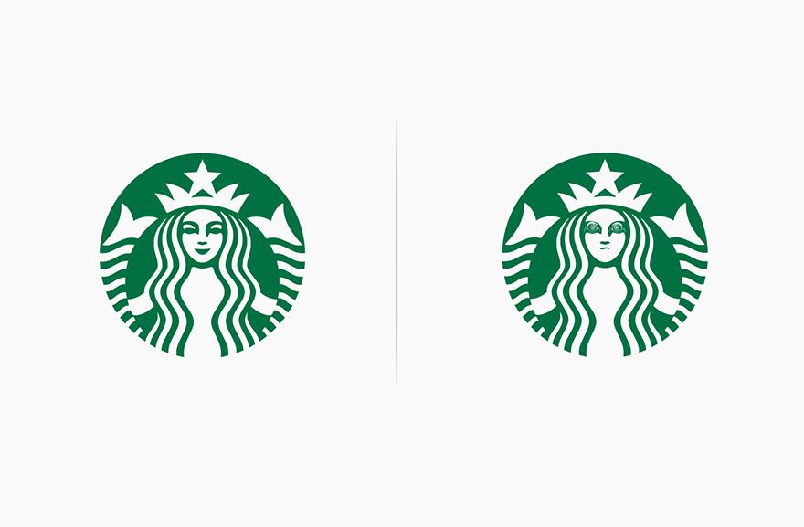 logos affected by their products funny rebranding marco schembri  880 - Как бы выглядели логотипы брендов, если бы они соответствовали своей продукции