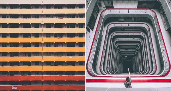 20-летний фотограф снимает по-настоящему головокружительные городские пейзажи в разных странах
