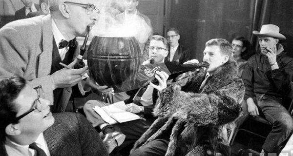 Дым коромыслом: как проходили соревнования по курению в США 50‑хгодов