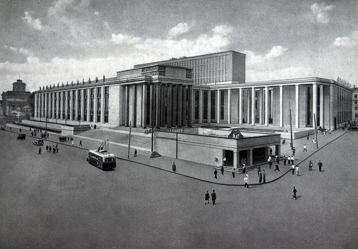 sl bil5 - Как выглядели первые станции московского метро в год их открытия