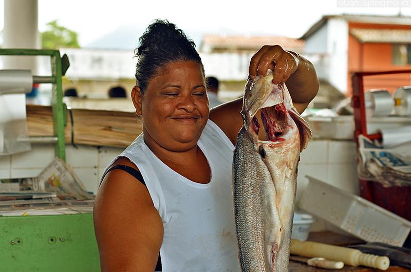 Дай краба, или Самые удивительные рыбные рынки мира