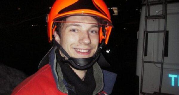 Пожарный Петр Станкевич пожертвовал жизнью, чтобы спасти шесть человек