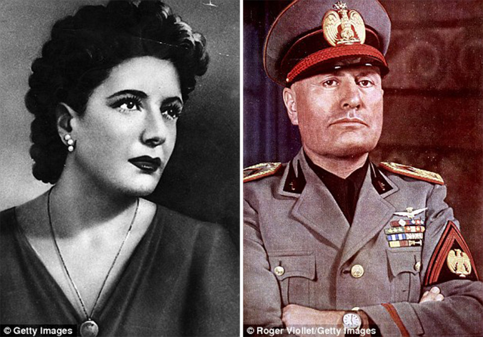 Муссолини был диктатором и в жизни, и в постели, и постоянно требовал секса