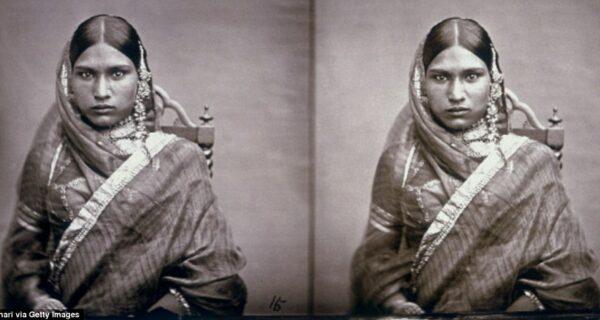 Коллекция фотографий гарема индийского махараджи, которая оставалась нетронутой болеевека