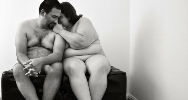 «Толстая любовь»: фотопроект об отношениях, которые общество предпочитает не замечать