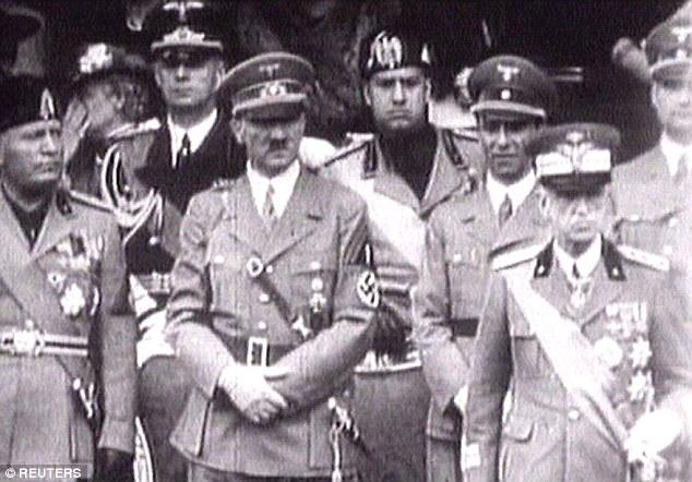 Секс фашисткой италии