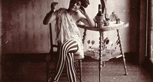 Как жили проститутки Нового Орлеана 100 летназад
