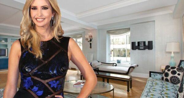 Иванка Трамп сдает квартиру на Манхэттене. Прицениваемся
