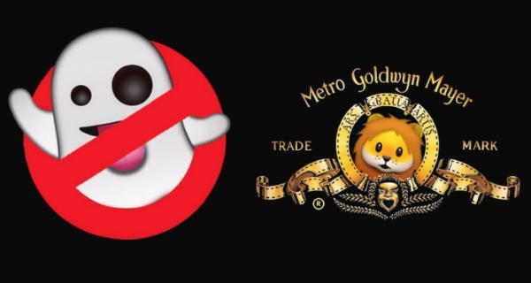 «Логодзи»: эмодзи отлично вписываются в логотипы знаменитых брендов