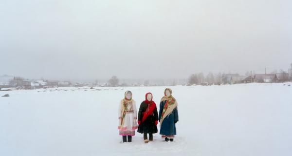 Последние язычники Европы: жители Марий Эл глазами японского фотографа