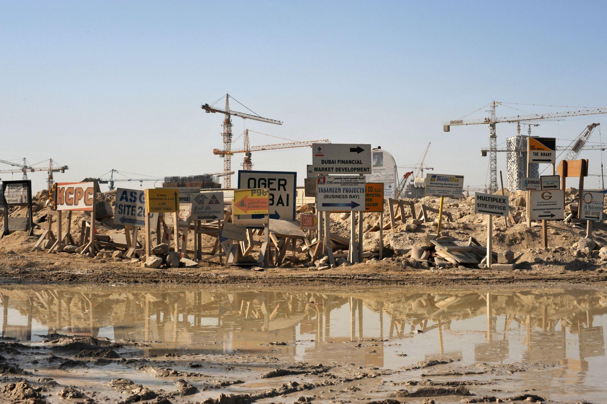 00521 - 15 печальных фактов о Дубае