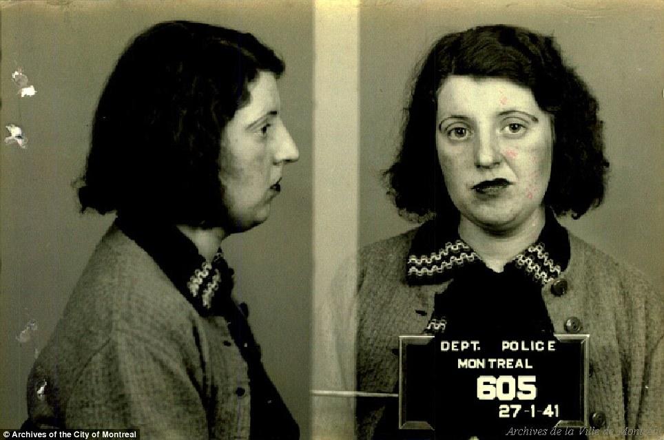 1042 - Как выглядели канадские проститутки 1940-х годов