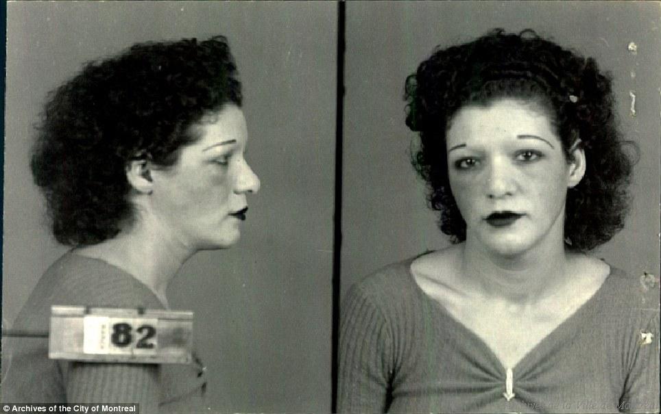 1166 - Как выглядели канадские проститутки 1940-х годов